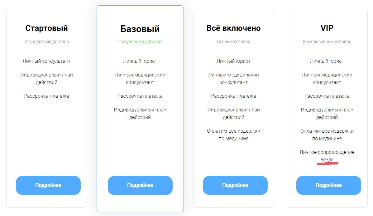 тарифы Иваново
